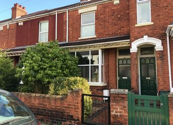Thumbnail 3 bed terraced house to rent in Farebrother Street, Grimsby
