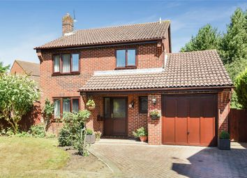 Thumbnail 4 bed detached house for sale in Partry Close, Valley Park, Chandlers Ford, Hampshire