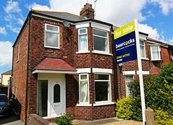 Thumbnail 3 bed semi-detached house for sale in Hull Road, Hessle
