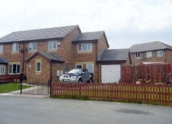 Thumbnail 4 bed semi-detached house for sale in Langton Avenue, Bierley, Bradford