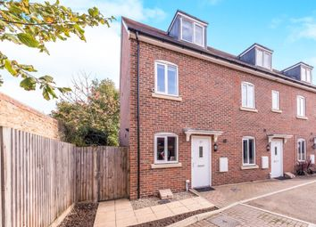 Thumbnail 3 bed town house for sale in Barberi Close, Littlemore, Oxford