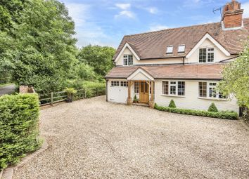 Thumbnail 5 bed cottage for sale in Park Lane, Finchampstead, Berkshire