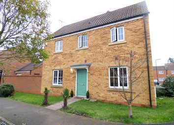 Thumbnail 3 bedroom semi-detached house for sale in Deer Valley Road, Peterborough, Cambridgeshire