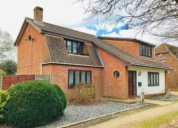 Thumbnail 4 bed detached house for sale in Morgans Drive, Stubbington