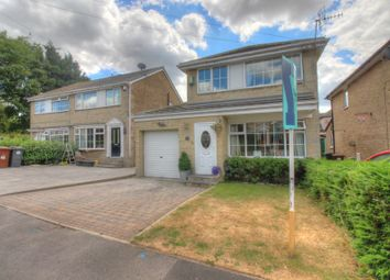Thumbnail 3 bed detached house for sale in Clover Court, Calverley, Pudsey