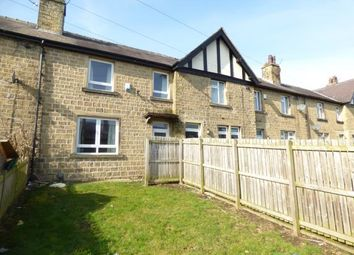 Thumbnail 3 bed terraced house for sale in Farfield Road, Almondbury, Huddersfield, West Yorkshire