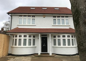 Thumbnail 4 bed detached house for sale in Lynwood Drive, Worcester Park, Surrey