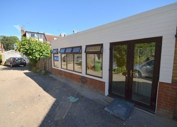 Thumbnail 3 bed bungalow to rent in Elfrida Close, Woodford Green