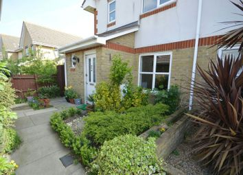 Thumbnail 2 bed end terrace house for sale in Schooner Close, Barking