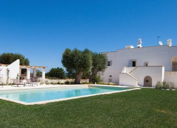 Thumbnail 4 bed farmhouse for sale in Contrada San Vincenzo, Monopoli, Bari, Puglia, Italy