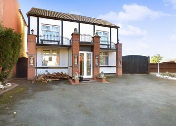 Thumbnail 3 bed detached house for sale in Ford Green Road, Smallthorne, Stoke-On-Trent