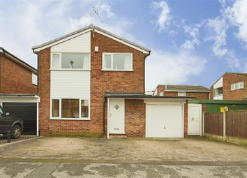 3 bed detached house for sale in Balmoral Grove, Hucknall, Nottinghamshire NG15
