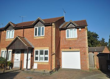 Thumbnail 3 bed semi-detached house to rent in Sutherland Close, Greenhithe