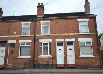 Thumbnail 2 bed terraced house for sale in Webster Street, Newcastle-Under-Lyme