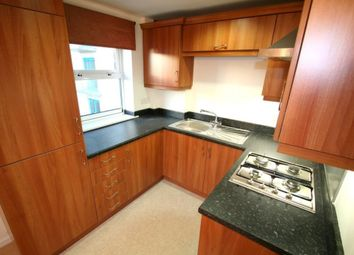 Thumbnail 1 bed flat to rent in Bilbury Street, Plymouth