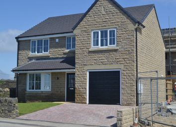 Thumbnail 4 bedroom detached house for sale in Roper Lane, Queensbury, Bradford