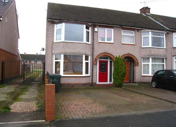 Thumbnail 4 bed terraced house for sale in Erithway Road, Finham, Coventry