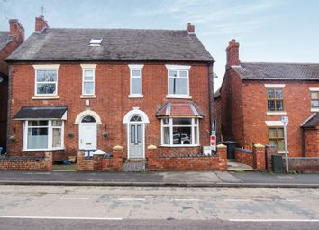 Thumbnail 3 bed semi-detached house for sale in New Road, Armitage, Rugeley