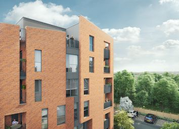 Thumbnail 2 bed flat for sale in The Ridgeway, Hertford