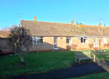 Thumbnail 2 bed terraced bungalow for sale in Martens Road, Shrivenham, Swindon