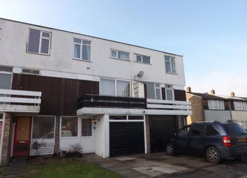Thumbnail 4 bed terraced house for sale in Mynchens, Laindon, Basildon