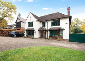 Thumbnail 4 bed detached house for sale in Warren Hill, Loughton, Essex