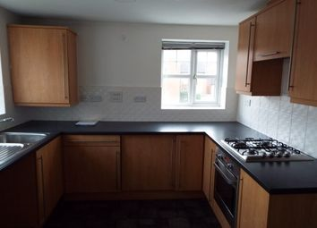 Thumbnail 2 bed flat to rent in 5 St. John House, Lichfield