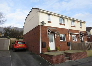 Thumbnail 3 bed semi-detached house for sale in Juniper Way, Plympton, Plymouth