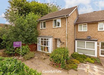 Thumbnail 3 bed end terrace house for sale in Westfield Court, St Albans, Hertfordshire