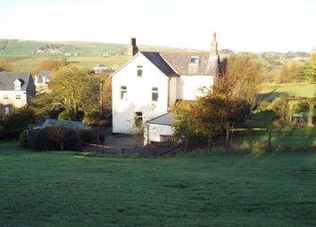 Thumbnail 5 bedroom detached house to rent in Duckworth Clough, Haslingden, Rossendale