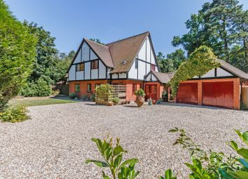 Thumbnail 6 bed detached house for sale in Cold Ash, Berkshire