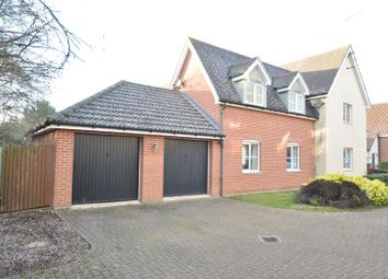 Thumbnail 4 bed detached house for sale in Riverside Way, Sible Hedingham, Halstead