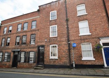 Thumbnail 3 bed town house for sale in Castle Street, Chester