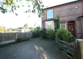 Thumbnail 3 bed end terrace house for sale in Oldfield Grove, Sale