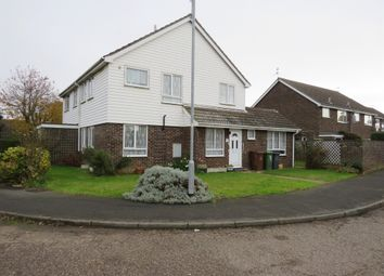 Thumbnail 3 bedroom end terrace house for sale in Sturdee Close, Thetford