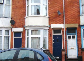 Thumbnail 3 bedroom terraced house to rent in Ivy Road, Leicester