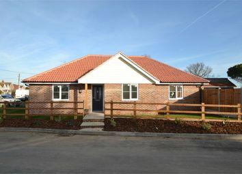Thumbnail 3 bed detached bungalow for sale in Plot 8 Whitegate Mews, Little Clacton