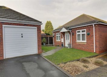 Thumbnail 2 bed detached bungalow for sale in Edwards Croft, Cannock, Staffordshire