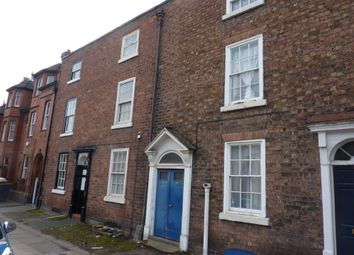 Thumbnail 3 bed terraced house to rent in Abbey Foregate, Shrewsbury