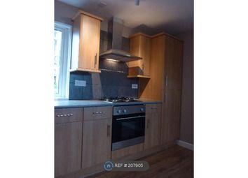 Thumbnail 2 bedroom flat to rent in Oak Road, Cumbernauld