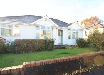 Thumbnail 3 bedroom bungalow to rent in Downton Road, Rumney, Cardiff