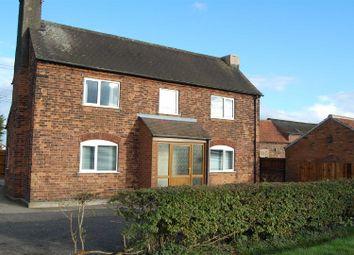 Thumbnail 3 bed farmhouse to rent in Spring Lane, Lambley, Nottingham