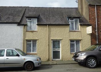 Thumbnail 2 bed terraced house for sale in Wexham Street, Beaumaris, Anglesey, North Wales