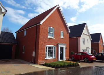 Thumbnail 3 bed property for sale in Plots 13, 14, 15, 32, 33, 35 And 36, Springfield Grange, Acle