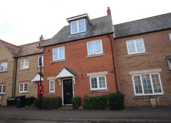Thumbnail 4 bed town house for sale in Highfield Drive, Littleport, Ely
