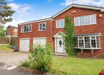 Thumbnail 6 bedroom detached house for sale in Mere Fold, Walkden, Manchester
