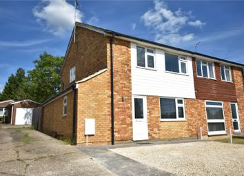 Thumbnail 3 bed semi-detached house to rent in Eythrope Road, Stone, Aylesbury