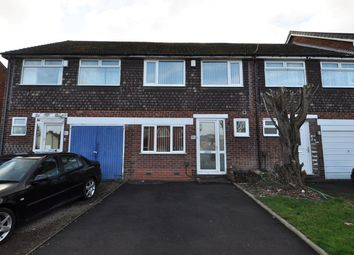 Thumbnail 3 bed terraced house to rent in Warwards Lane, Selly Park, Birmingham