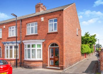 Thumbnail 3 bed end terrace house for sale in Scarll Road, Hexthorpe, Doncaster