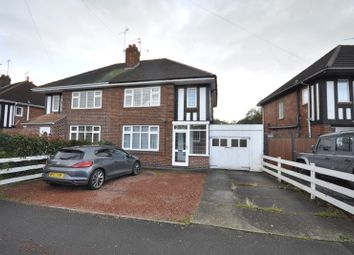3 bed semi-detached house for sale in St Albans Road, City Of Derby, Derby DE22